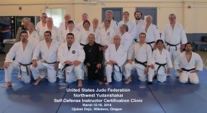 What an incredible event. March 2014 Self Defense Instructor Certification course with literally centuries worth of cumulative experience to share!